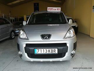 Peugeot Partner 2012 110 CV FULL EQUIP