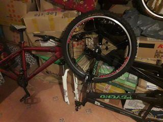 vendo bicicletas o lote completo