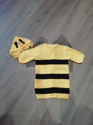 Disfraz abejita bebé