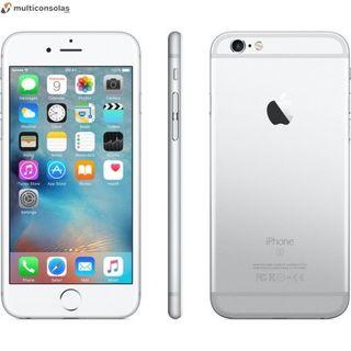Iphone 6S 64gb con caja y accesorios nuevos