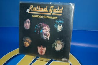 Vinilo disco LP- The Rolling Stones Rolled Gold