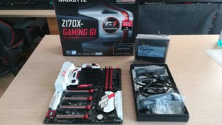 Placa base Gigabyte Z170X Gaming G1