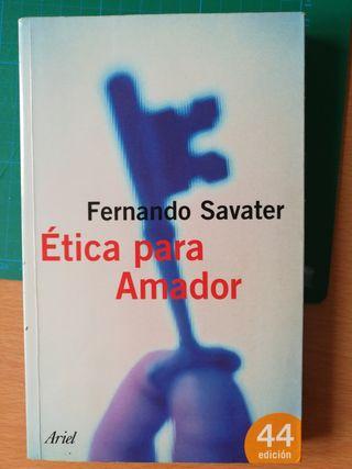 libro: ética para Amador