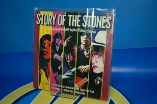 Vinilo disco LP-The Rolling StonesStory Of stone