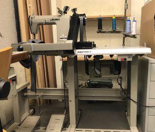Máquina de coser Juki con brazo camisera