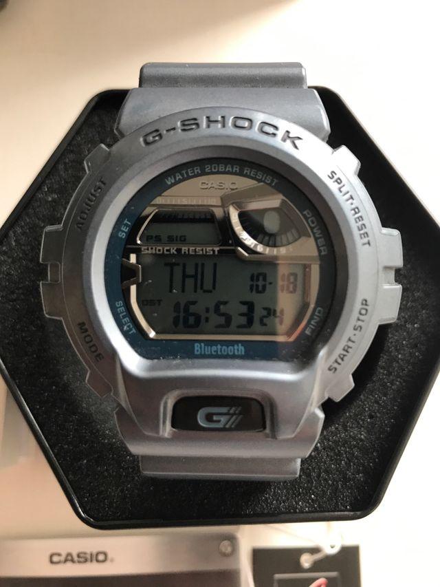 2fe9629ad5e9 Reloj Casio G-Shock Bluetooth GB-6900AA de segunda mano por 55 € en ...