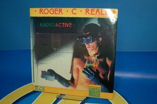 Vinilo disco LP- Roger C. Reale & Rue Morgue