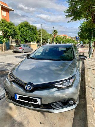 Toyota Auris Hybrido Feel! Septiembre 2017