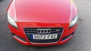 Audi TT aceptó cambio