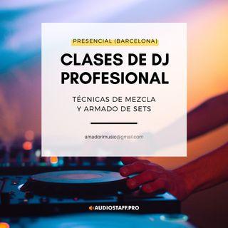 Curso DJ Profesional (Clases de 2hrs)