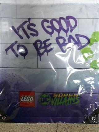 Bolsa Lego DC Super Villanos