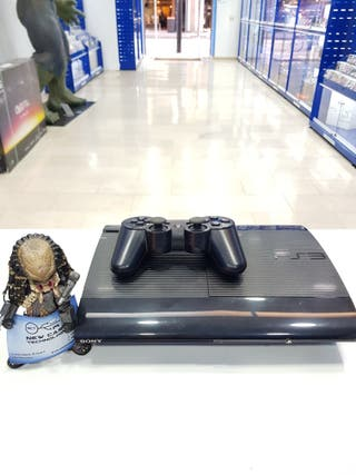 CONSOLA PS3 SUPERSLIM 500GB IMPECABLE
