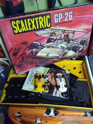 SCALEXTRIC GP-26