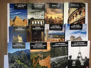 Libros Temas de la historia