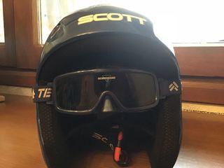 Casco de esquí niño SCOTT.