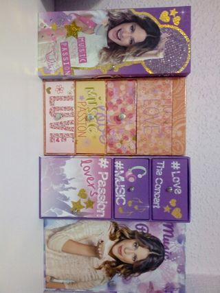 taquilla de violeta