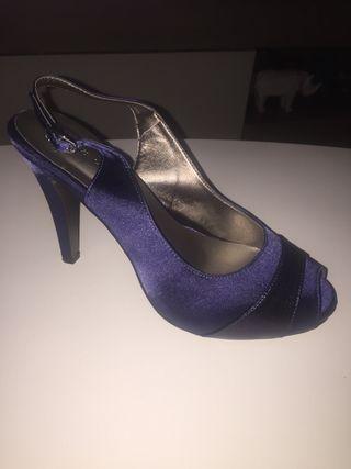 Zapatos fiesta mujer sin estrenar