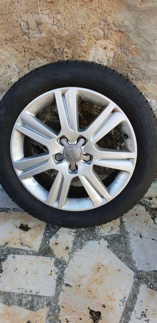 llantas y ruedas Audi