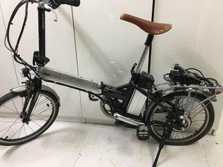 Bici eléctrica Monty EF 38