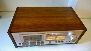 Pioneer CT-F500 Pletina Tape Deck Vintage