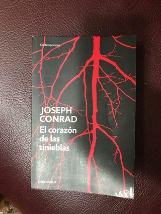 El corazon de las tinieblas. Joseph Conrad.