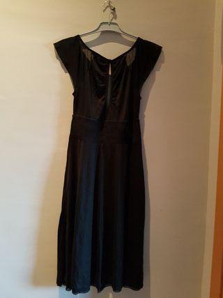 vestido negro miss sixty