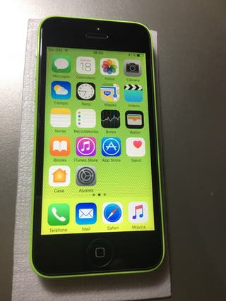 Iphone 5C 8 Gb Libre