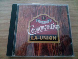 CD La unión - Conmemorativo 1984 - 1994