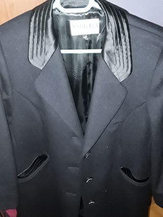 abrigo largo de señora