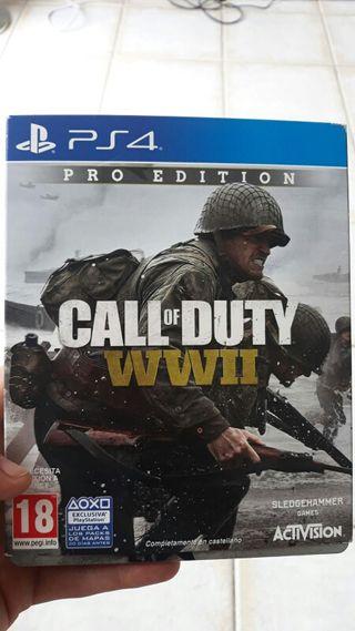Call Of Duty WW2 Pro Edition