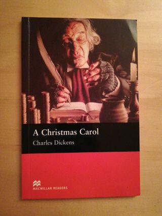 libro de lectura en inglés a christmas Carol
