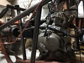 motor suzuki lt 160