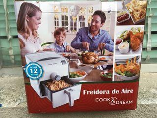 Freidora de aire cook&dream