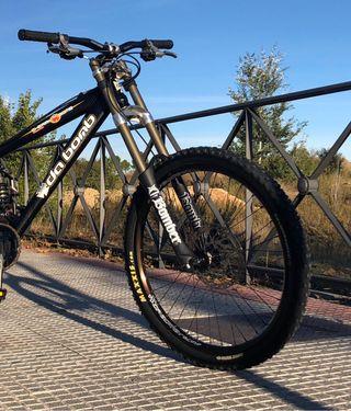 Bicicleta de descenso ,enduro,Dh