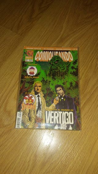 Comic antiguo - Comiqueando.Dragon Ball...1998