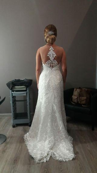 Vestidos de novia a medida tarragona