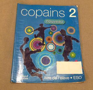 Libro francés COPAINS 2