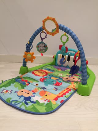 Gimnasio piano pataditas Fisher-Price