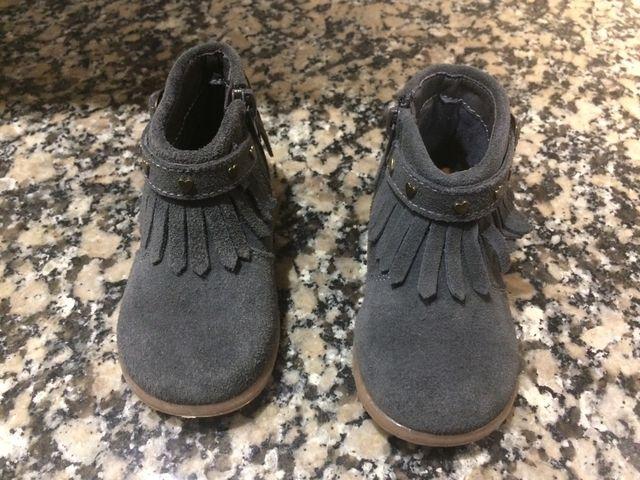 Botas talla 22