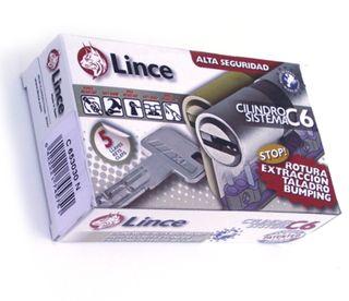 3xBombillos LINCE C6 30X30 latón.