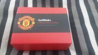 Mens Manchester United Cufflinks
