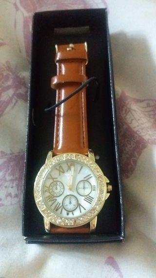 Ladies Brown Watch