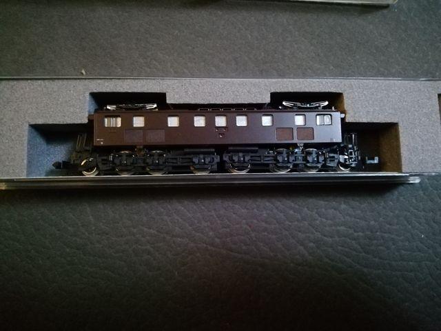 Locomotora N Kato 3008 EF15