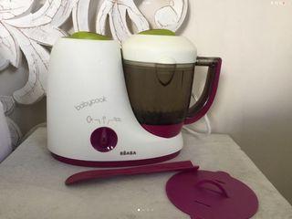 Robot cocina Babycook Beaba