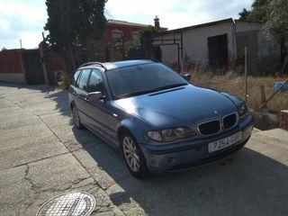 BMW Serie 3 320d turbodiesel 4 porte Futura