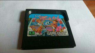 "Game Pack 4 en 1 ""Game Gear"" (ENVIO INCLUIDO)"