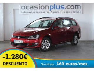 Volkswagen Golf Variant 1.6 TDI CR BMT Business AND Navi 77 kW (105 CV)