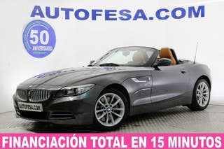 BMW Z4 E89 Roadster sDrive35i 306cv 2p