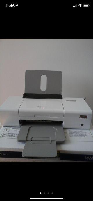 Impresora Lexmark wifi