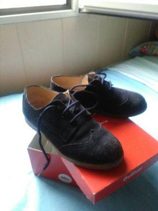 Zapato Ingles niño